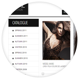 Web Design Catalog şi Magazin Online